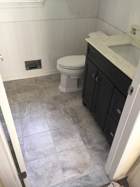 commercial bathroom remodeling - Commercial Bathroom