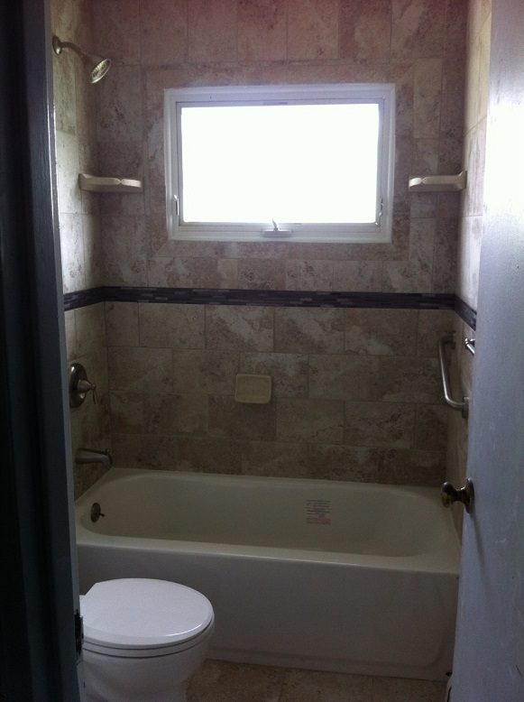 Raritian NJ Bathroom Makeover