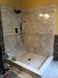 Bradley Gardens NJ Tiling Bathrooms