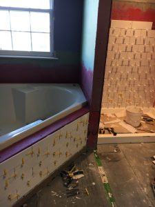 Lambertville NJ Bathroom Remodeling