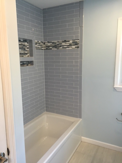 Readington NJ Bathroom Makeover